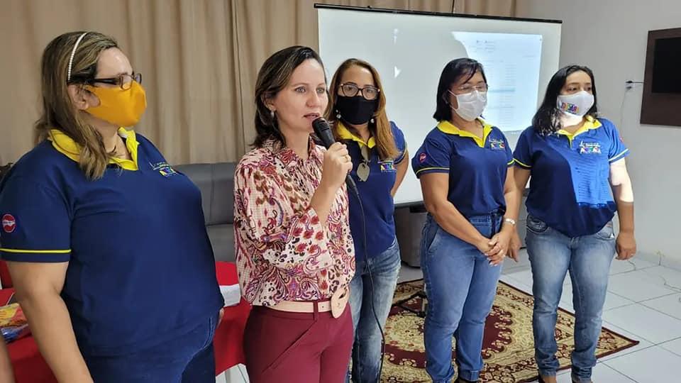 Prefeitura de Araçagi realizou a II Formação para Professores e Coordenadores Escolares